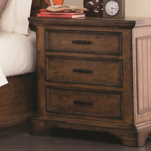 Load image into Gallery viewer, Elk Grove Night Stand with Wire Cord
