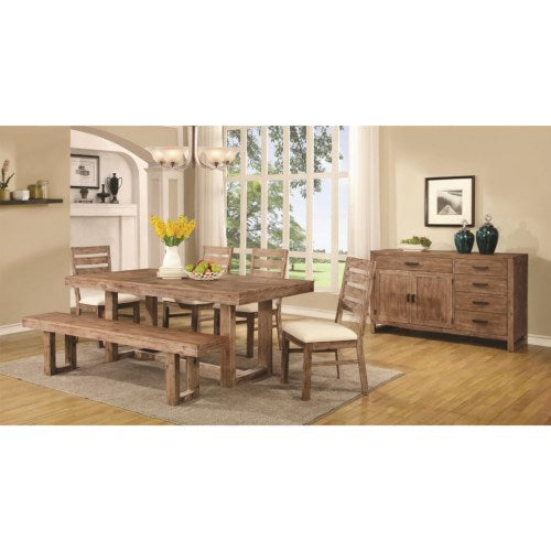Elmwood Rustic Dining Room Group