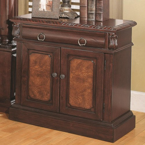 Grand Prado Nightstand w/ 2 Doors