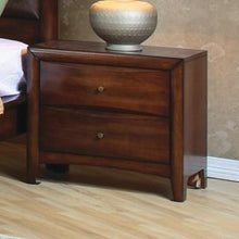 Load image into Gallery viewer, Hillary and Scottsdale 2 Drawer Nightstand