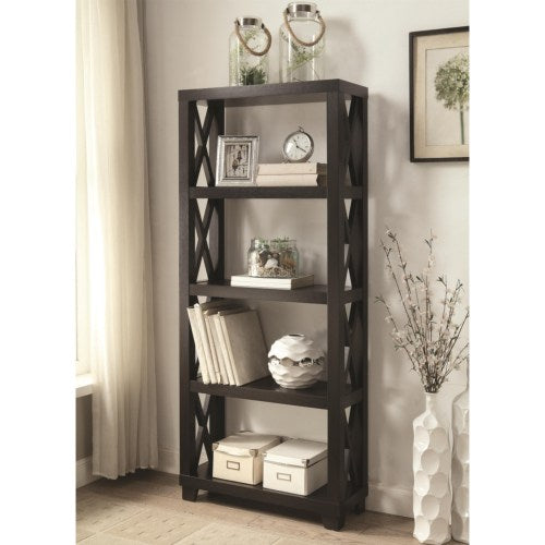 Humfrye Bookcase with Four Shelves