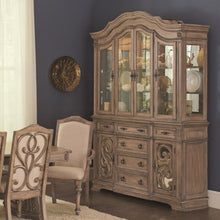 Load image into Gallery viewer, Ilana Traditional China Cabinet with Glass Doors
