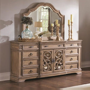 Ilana 9 Drawer Dresser with Full Extension Glides