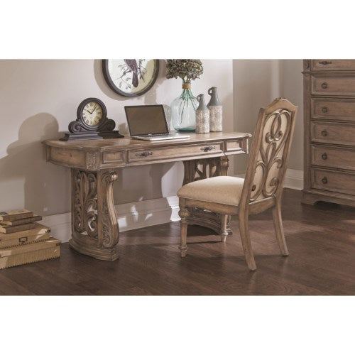 Ilana Writing Desk with Drawer