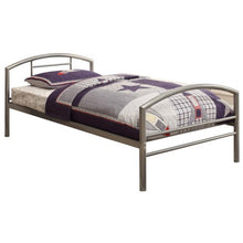 Load image into Gallery viewer, Iron Beds and Headboards Twin Baines Metal Bed