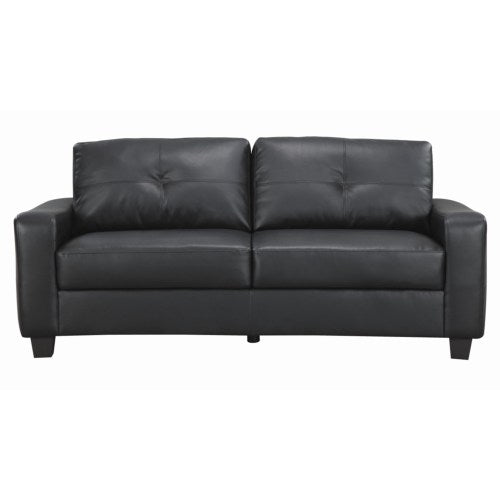 Jasmine  Bonded Leather Sofa
