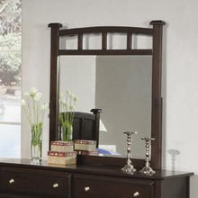 Load image into Gallery viewer, Jasper Dresser Mirror with Curved Frame