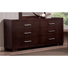 Load image into Gallery viewer, Jessica 6 Drawer Dresser