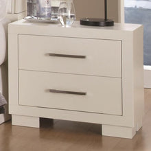 Load image into Gallery viewer, Jessica 2 Drawer Nightstand