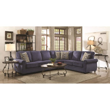 Load image into Gallery viewer, Kendrick Sectional with Memory Foam Sleeper