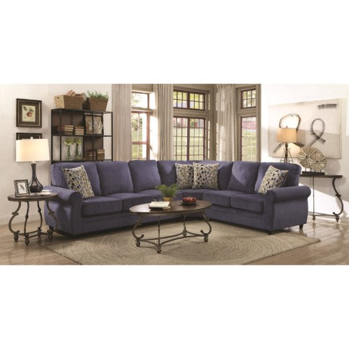 Kendrick Sectional with Memory Foam Sleeper