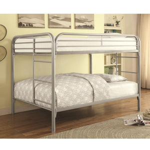 Metal  Full Over Full Bunk Bed 460056SV CST