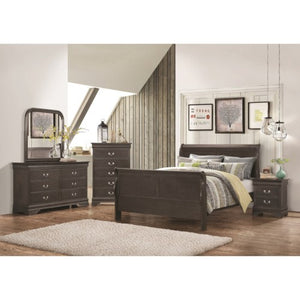 Full Bedroom Group 3950 crmk