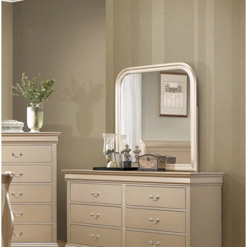 Louis Philippe Vertical Mirror