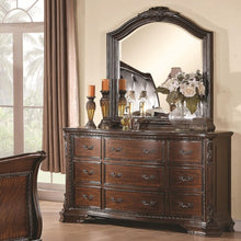 Load image into Gallery viewer, Maddison Drawer Dresser with Mirror