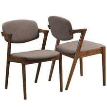 Load image into Gallery viewer, Malone Mid-century Modern Dining Side Chair