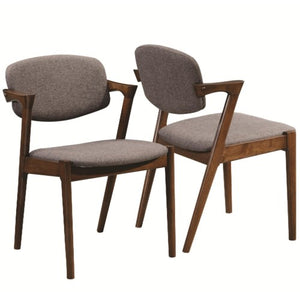 Malone Mid-century Modern Dining Side Chair