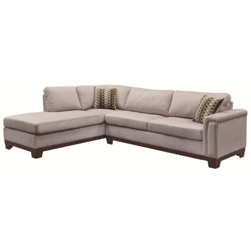 Mason Track Arm Reversible Sofa Chaise Sectional