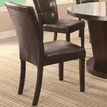 Load image into Gallery viewer, Milton Dining Side Chair w/ Plush Upholstery