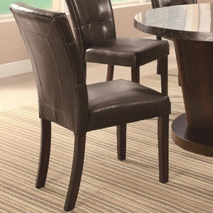 Milton Dining Side Chair w/ Plush Upholstery