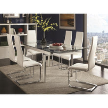 Load image into Gallery viewer, 7 Pcs Dining Set 102681-COA