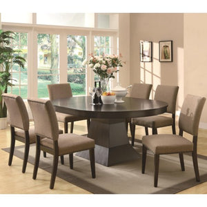 Myrtle 7 Piece Table and Side Chair Set