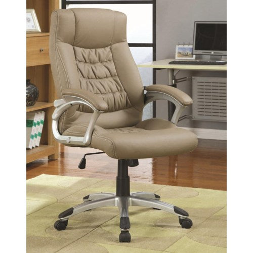 Office Chairs Contemporary Upholstered Executive Chair