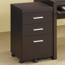 Load image into Gallery viewer, Skylar File Cabinet with 3 Drawers