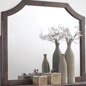 Richmond Dresser Mirror With Curved Top Corners