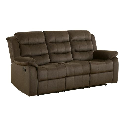 Rodman Casual Motion Sofa with Pillow Arms
