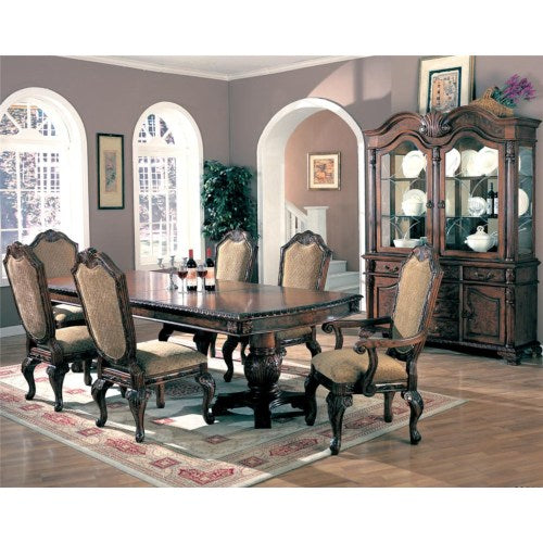 Saint Charles 7 Piece Dining Set