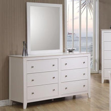 Load image into Gallery viewer, COASTER DRESSER W/MIRROR 400233+400234