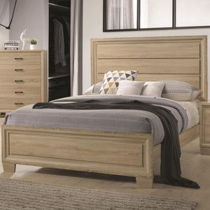 Vernon Queen Transitional Style Bed