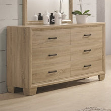 Load image into Gallery viewer, Vernon 6 Drawer Dresser
