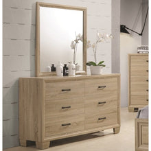 Load image into Gallery viewer, Vernon 6 Drawer Dresser with Portrait Mirror