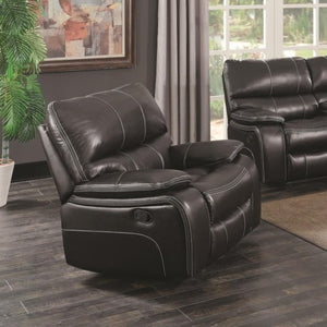 Willemse Casual Glider Recliner with Lumbar Support