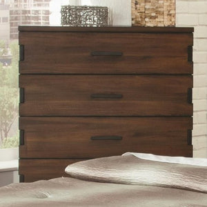 Yorkshire 5 Drawer Chest with Exposed Finger Joints