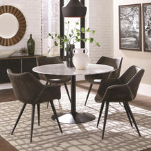 Load image into Gallery viewer, Bartole Eclectic Round Table and Chair Set