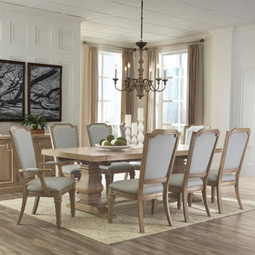 Florence Neoclassic Inspired Table and Chair Set