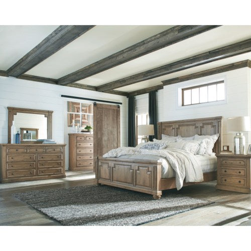 Florence California King Bedroom Group