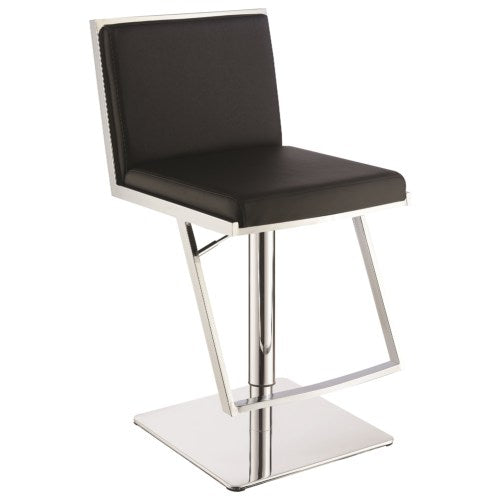 10307 Contemporary Upholstered Bar Stool