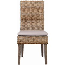 Load image into Gallery viewer, 103803 Rattan Dining Chair