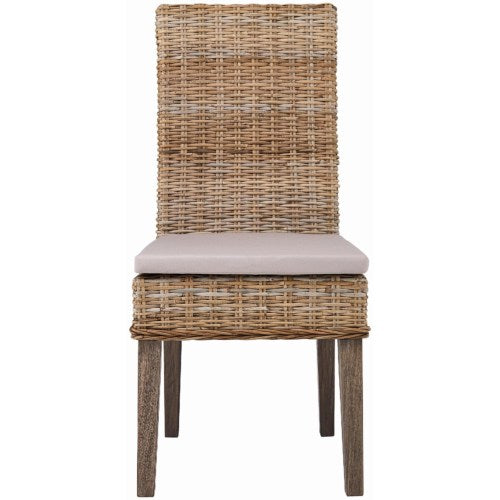 103803 Rattan Dining Chair