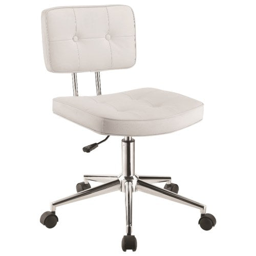 80128 Armless Modern Office Chair