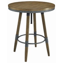 Load image into Gallery viewer, Hornell Rustic Adjustable Bar Table