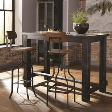 Load image into Gallery viewer, Jacinto Industrial Table and Chair Set