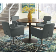 Load image into Gallery viewer, Montoya Modern Round Dining Table Set