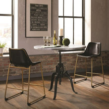 Load image into Gallery viewer, Rhea Industrial Table and Chair Set