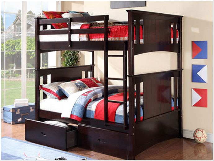 FULL OVER FULL BUNKBED 8423 AD
