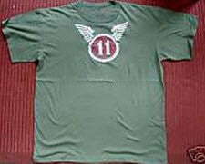 11th AIRBORNE T-SHIRTS